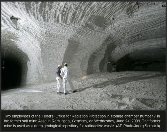Fascinating Salt Mines from across the Planet