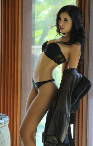 Lingerie Is the Cherry on Top of These Beautiful Ladies