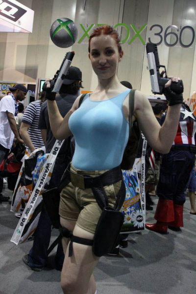 The Best of Lara Croft Cosplay