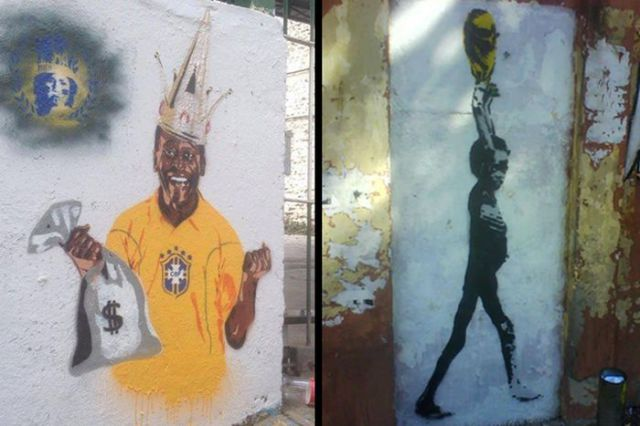 Brazilians Are Not Happy to Have the World Cup in Their Country