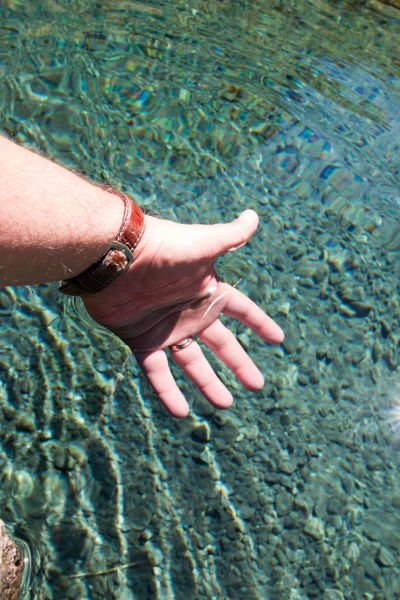 The World's Clearest Body of Water