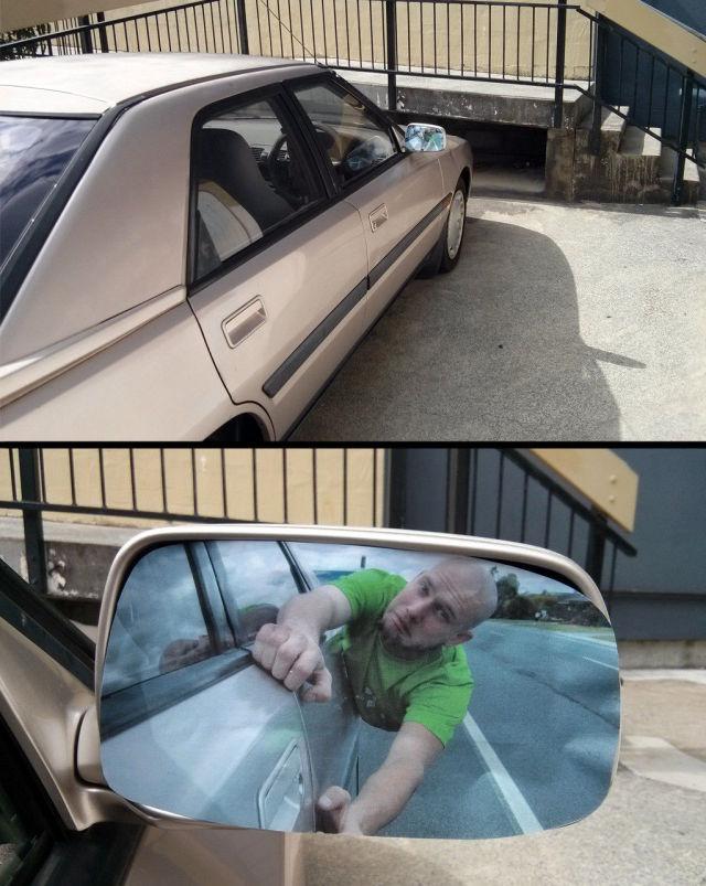 Just Joking around with Cars