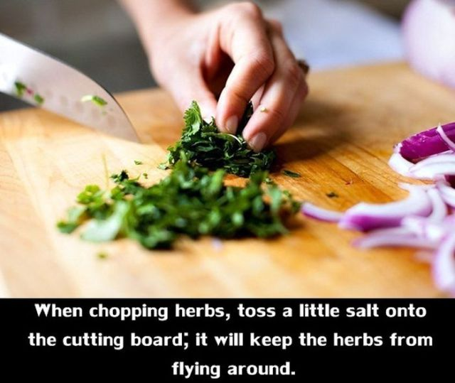 Handy Kitchen Tricks for Cooking