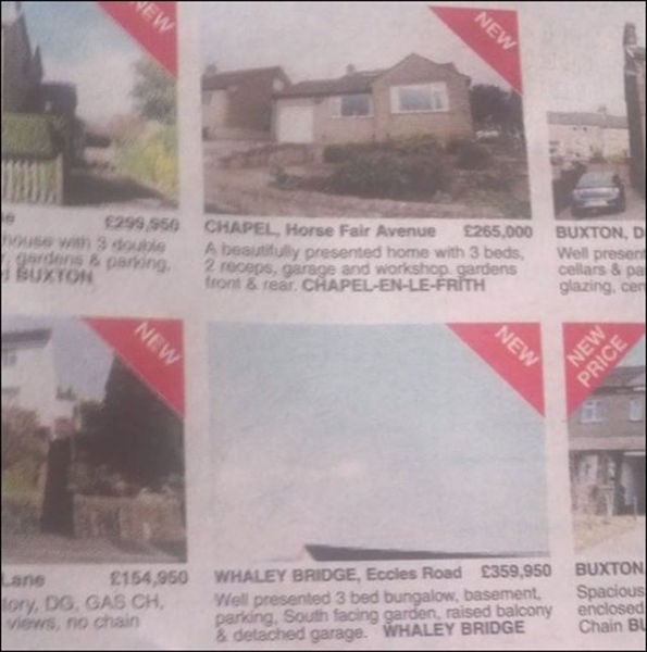 Shocking but Totally Real Real Estate Adverts
