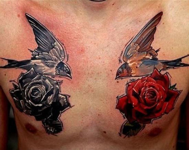 Tattoo Art That Even Ink Haters Can Appreciate