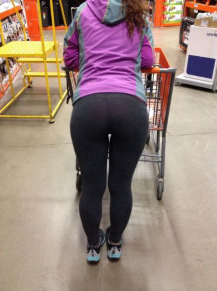 Yoga Pants Make the World a Better Place