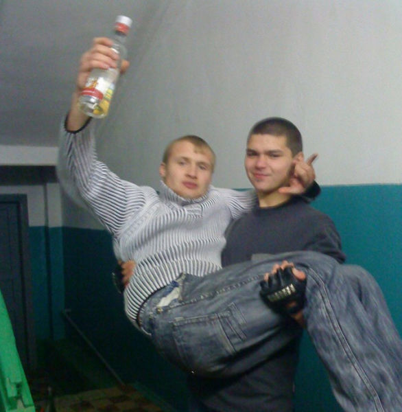 A Little Drunken Debauchery
