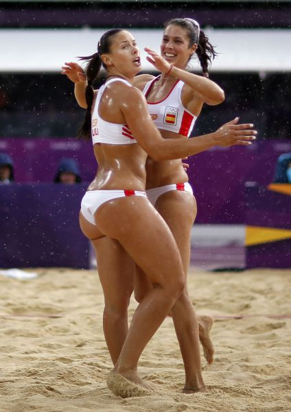 Sports Girls Have a Certain Kind of Sexiness