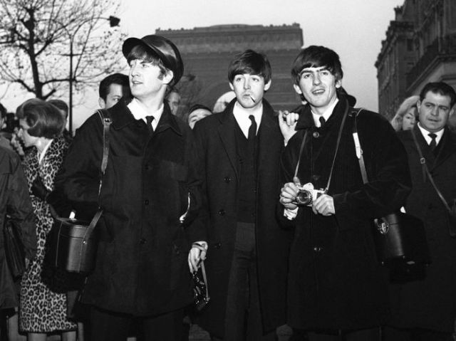 Beatlemania Lives on in Iconic Photographs