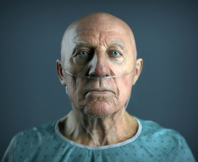 Incredibly Realistic 3D Renderings of People