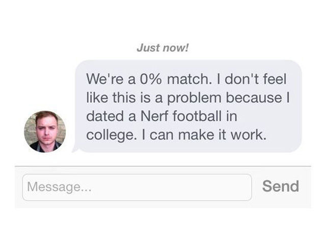 This Dude's Online Dating Profile Is Hilarious