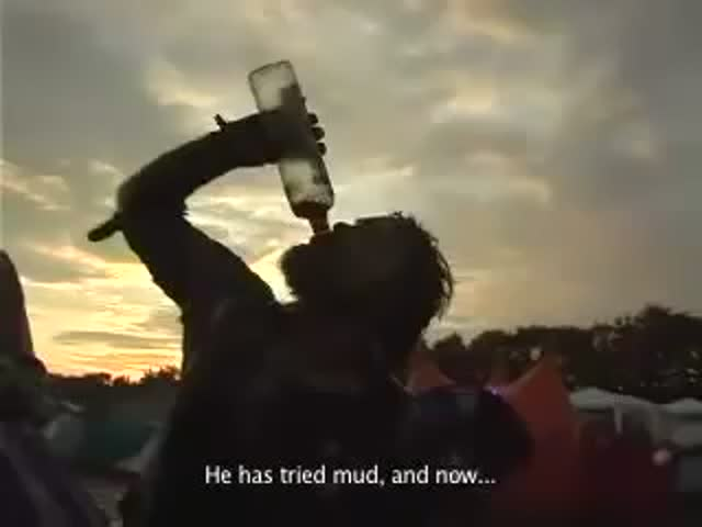 Ever Been That Drunk?