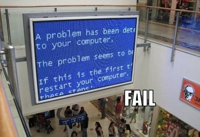 Technological Flaws and Fails