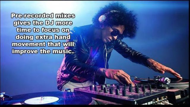 True Things about DJs