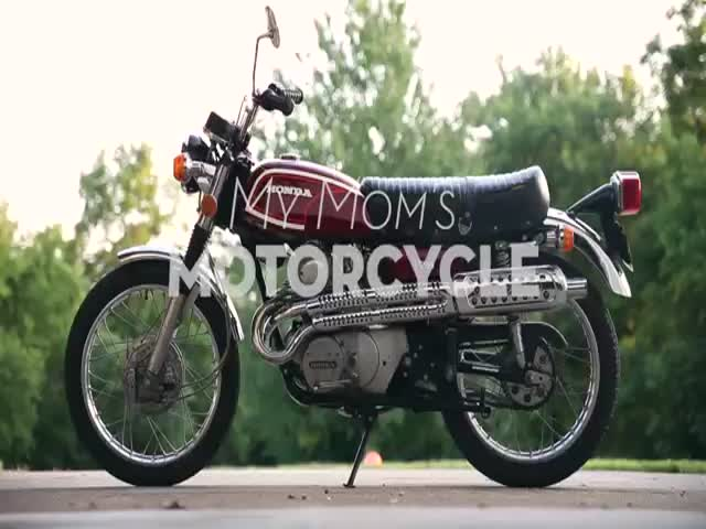 'My Mom's Motorcycle' Is a Short Film You Should Definitely Watch