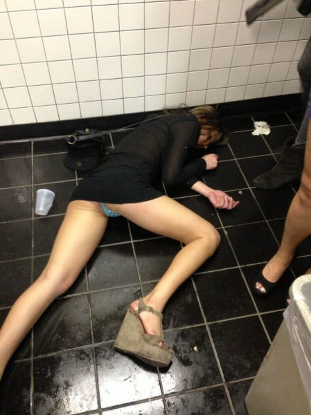 Girls Like to Party Hard Too