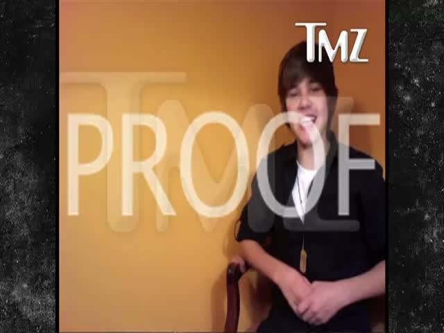 14-Year-Old Justin Bieber Was Already Very Classy