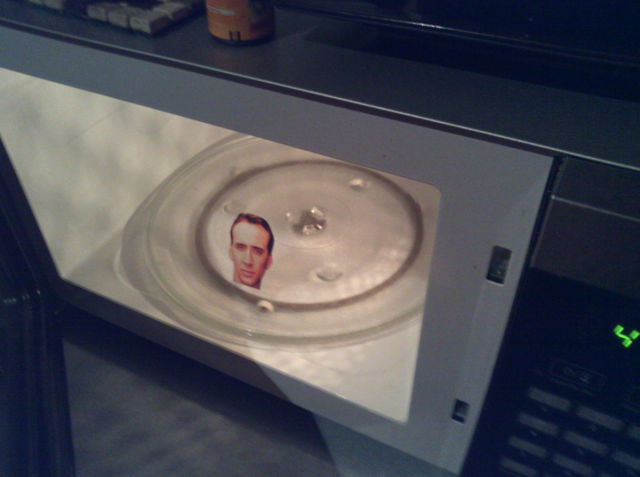 The Elaborate Nicholas Cage Prank That's Brilliant