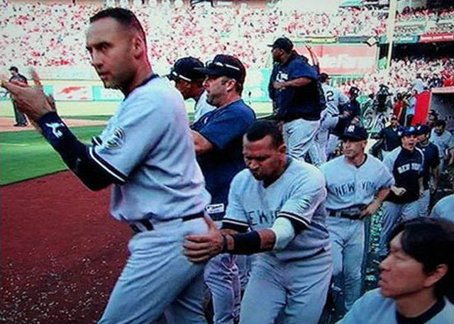 Totally Awkward Sexual Moments in Sports