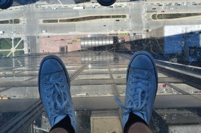 If You Hate Heights Then These Selfies Will Scare You