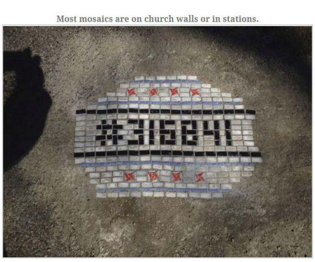 An Arty Fix for Pesky Potholes