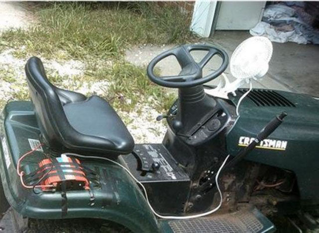 Creative Innovation in True Redneck Style
