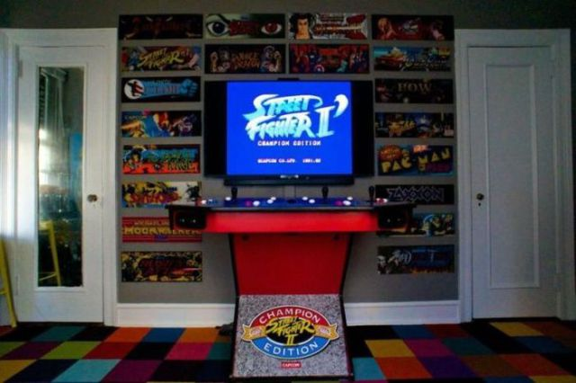 Guy Creates His Dream Home Arcade and Loses His Fiancé in the Process