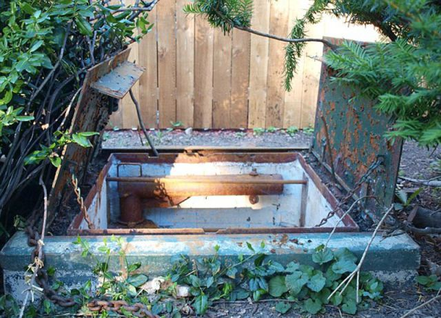 Homeowners Reveal Fascinating Discovery Behind Hidden Metal Door