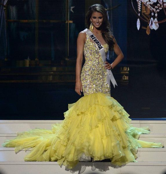 Miss Nevada Crowned the New Reigning Miss USA