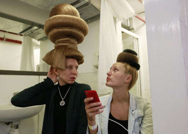 Wacky and Weird Hairstyles