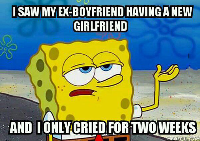 Amusing Memes about Exes That Everyone Can Relate to