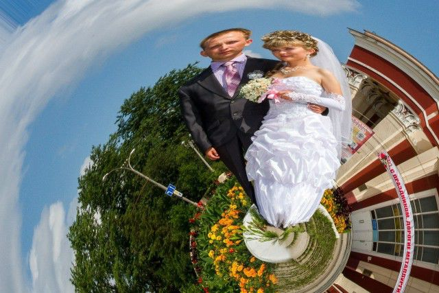 Ridiculous and Funny Wedding Photos