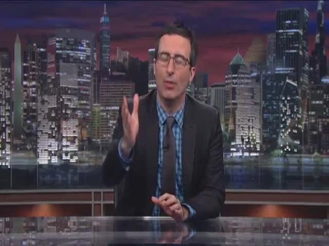 John Oliver's Take on FIFA and the World Cup