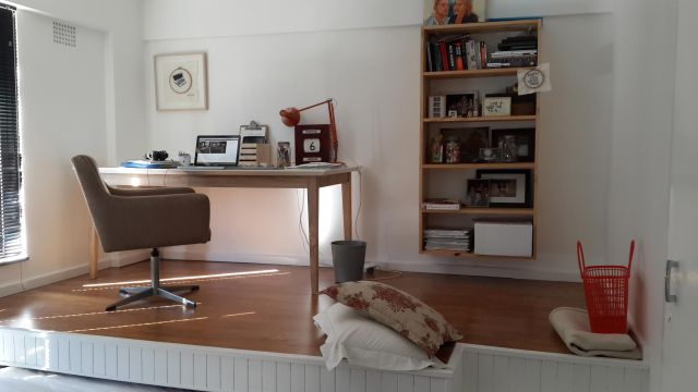 A Nifty Spare Room and Home Office Merger