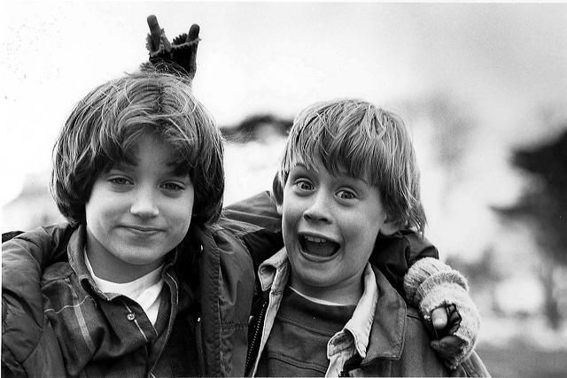 A Nostalgic Look at Photos of Young Movie Stars