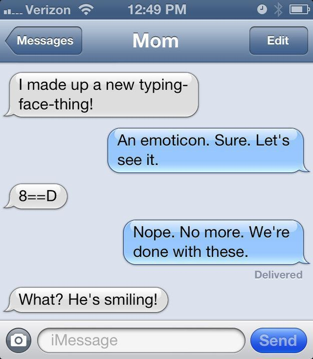 Moms and Texting Are a Bad Combination