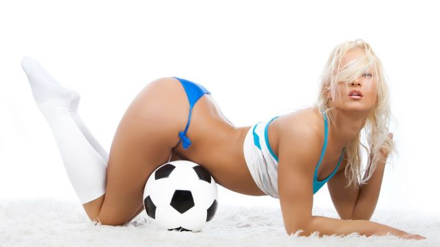 A Bit of Bum Fever for the FIFA World Cup