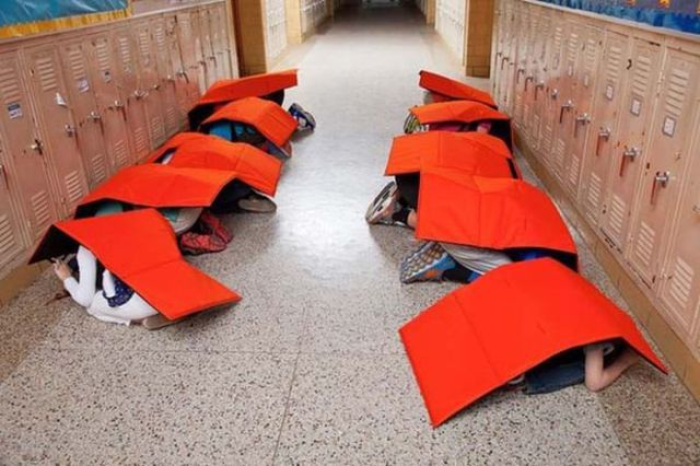 Life Saving Protective Blankets for Schools