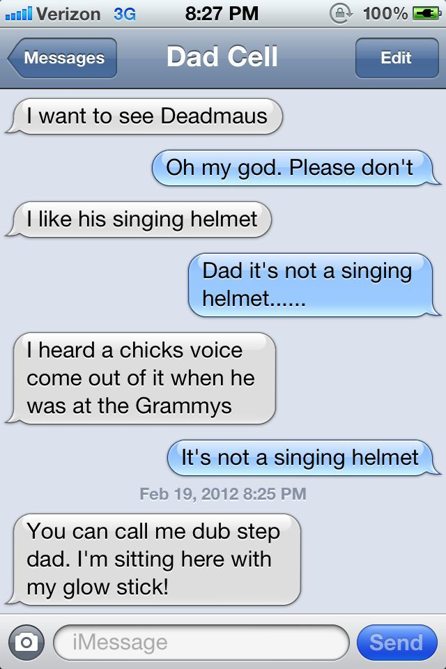 Dads Have the Best Sense of Humor