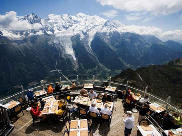 Restaurants Worldwide That You Need to Visit for the View