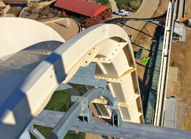 The Highest and Scariest Waterslide in the World