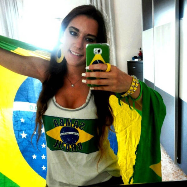2014's Hottest World Cup Girls So Far on Instagram