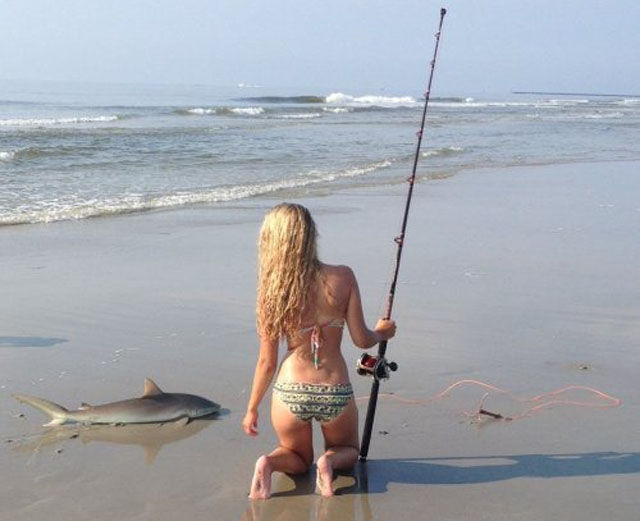 A Little Bit of Fishing Fun with Girls