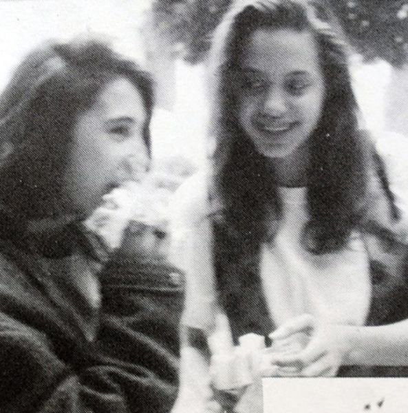 Photos of a Much Younger Angelina Jolie