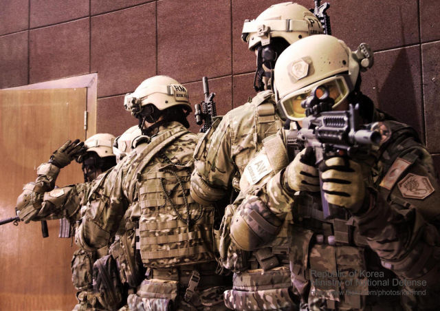 Special Forces Units That Totally Kickass