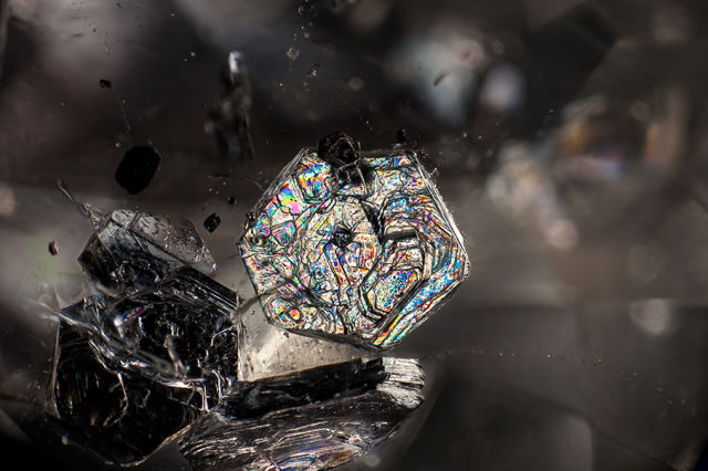 The Inside of Gemstones Revealed in Cool Pics
