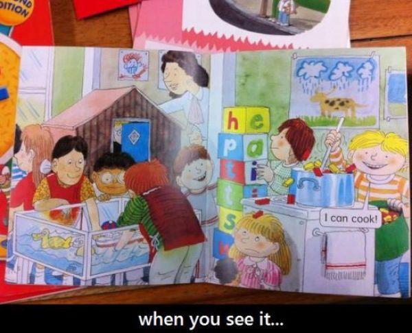 Wait, Take a Closer Look!