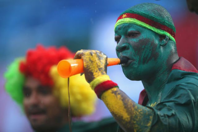 World Cup Fever Catches Fans