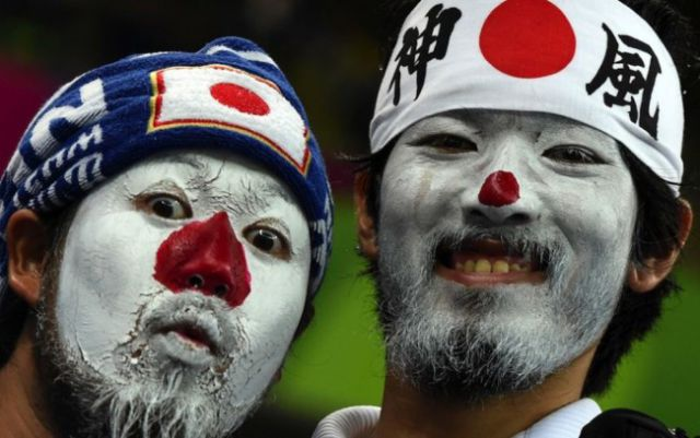 Japanese Football Fans Will Definitely Surprise You