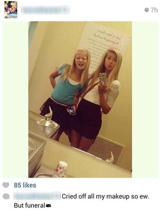 Badly Timed Selfies That Will Make You Cringe